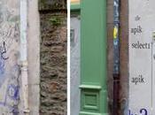 Rennes repeint graffitis pour rendre lisibles