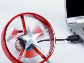 Ventilateur Captain America