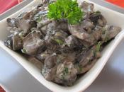 cassolettes champignons escargots