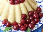 Gâteau Camargue cerises
