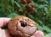 Muffins Chocolat Mûres