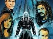 Stargate Atlantis revient... comics
