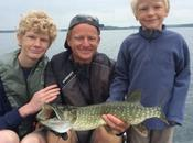 Stage pêche famille lacs forêt d'Orient.