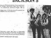 Remember: premier concert officiel Jackson début Jacksonmania, 1970.
