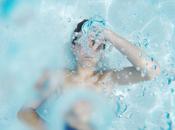 Garder tête sous l'eau