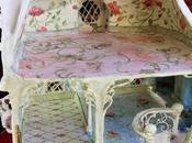 Suite papiers Wallpapers floors dollhouse