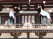 temple bouddhiste Tôshôdai-ji festival Uchiwa-maki
