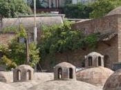 Tbilissi bains sulfureux Tbilisi sulphur baths