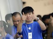 Apple lance offensive charme Chine