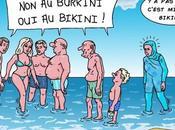 Quand burkini fait débat