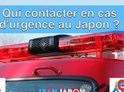 contacter d'urgence japon