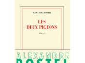 [babelio, masse critique] deux pigeons, roman d'alexandre postel