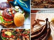 Menu vendredi Barbecue vegan