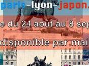 Info paris-lyon-japon sera France août septembre 2016