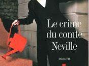 crime comte Neville Amélie Nothomb