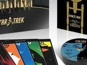 coffret collector pour Star Trek