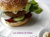 falafel burger, veggie, vegan,… mais surtout très