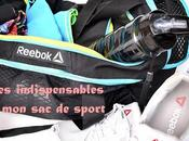 indispensables beauté accessoires sport