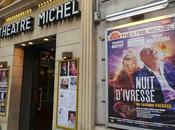 Nuit d'Ivresse Théâtre Michel
