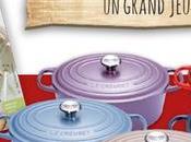 gagner magazines Ratte Touquet cocottes Creuset