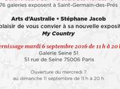 aborigène Parcours Mondes, Paris, septembre 2016
