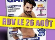 """interview dans """"Garçon Magazine"""""""