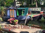 Balade Little Venice Camden Town
