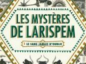 mystères Larispem Lucie Pierrat-Pajot