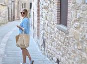 Blue Toscane