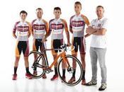 Bart Wellens présente nouvelle équipe Steylaerts-Verona!
