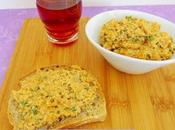Tartinade flocons d'avoine (Vegan)