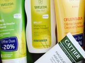 Passage produits naturels changé dans salle bains.