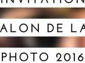Invitation Salon photo 2016 Paris