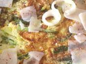 Omelette courgettes saveur Sumac