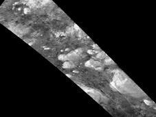 sonde Cassini survole dunes Shangri-La Titan