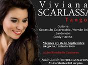 Nouveau tour chant Viviana Scarlassa solo l'affiche]