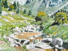 Vallée Nabre (Ariège)