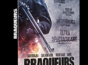 Concours: lots Tee-shirt film Braqueurs gagner