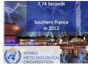 L'éclair français secondes obtient record monde durée