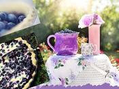 Recette tarte myrtilles mascarpone