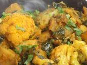 Curry végétarien chou-fleur coriandre