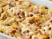 Pennes fromages bacon cookeo