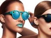 Spectacles Snapchat lancer lunettes soleil connectées pour partager vidéos