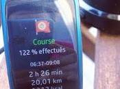 courses d'automne objectif 20km