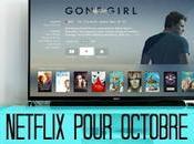 Quoi Netflix pour Octobre 2016?