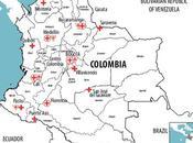 Colombie viens d'obtenir visite tous lieux détention 1969)