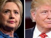 Mémé Clinton flingue papy Trump