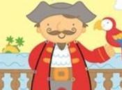 Aujourd'hui c'est mercredi trace, j'efface Relie points pirates