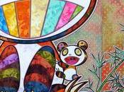 playlist musicale l'exposition Learning Magic Painting Takashi Murakami