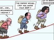 Hollande, Sapin Khomri face montée chômage